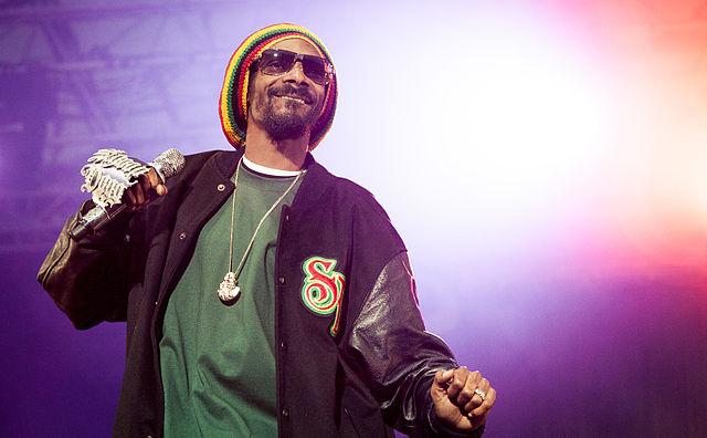 El rapero Snoop Dogg