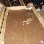 Extracción de hachís con nitrógeno líquido. Foto 26