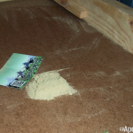 Manicurado extracción de hachís. Foto 12