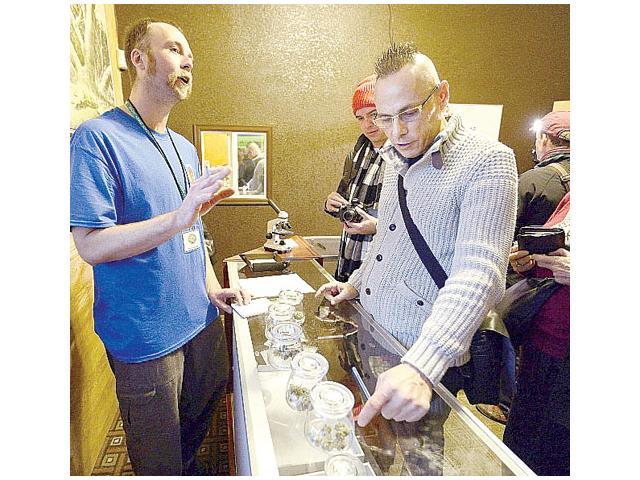 EEUU abre sus primeros coffee shops de marihuana