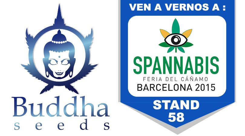 Buddha Seeds en Spannabis 2015