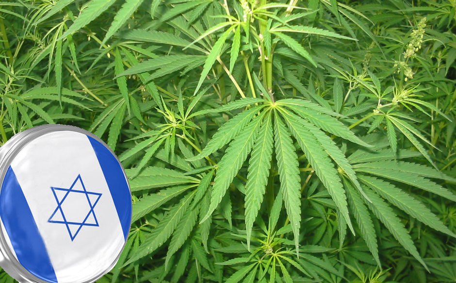 Regulación cannabis Israel