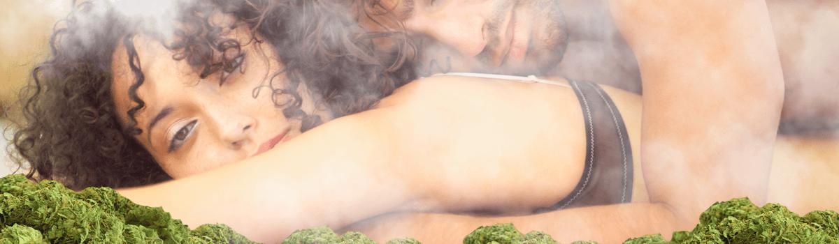 Beneficios del cannabis en el sexo