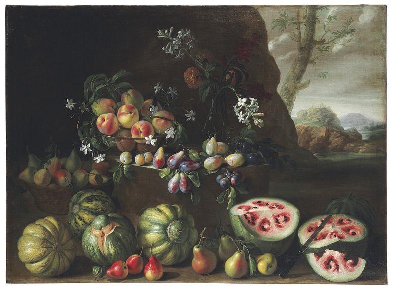 Pintura de Giovanni Stanchi