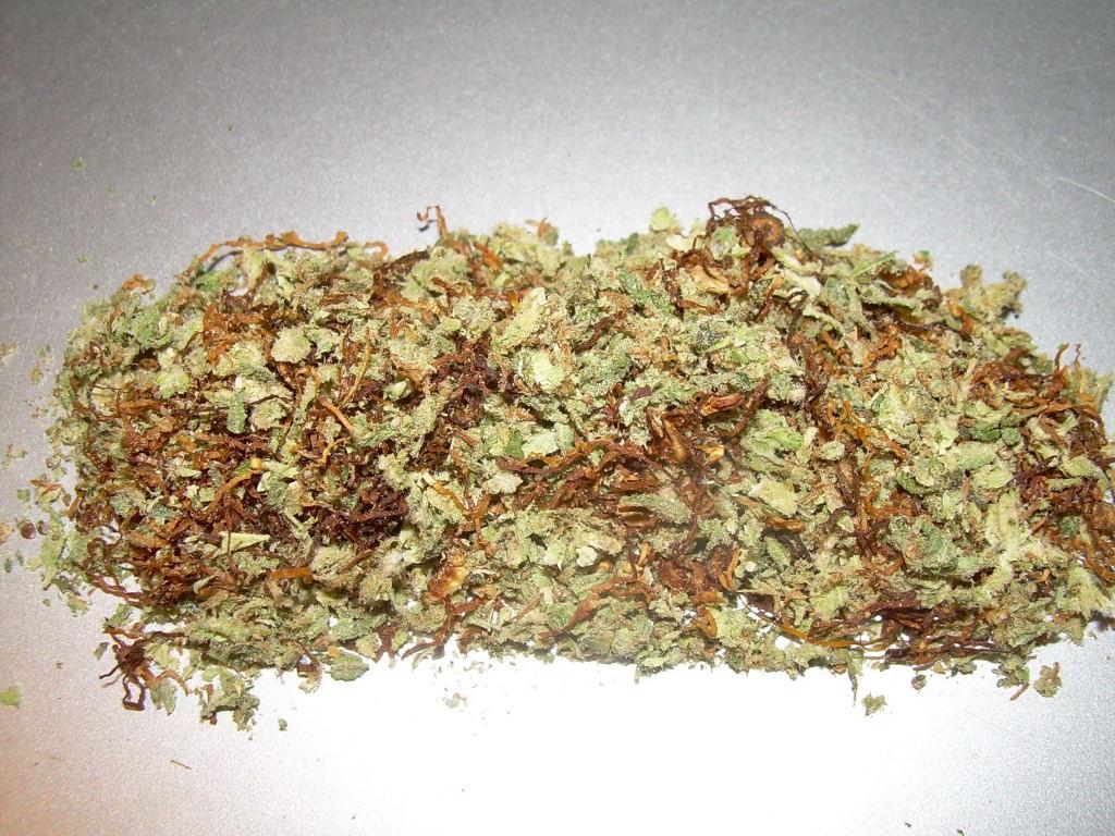 Marihuana con tabaco