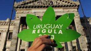 La manifestación a favor de la regularización que se promovió en 2013