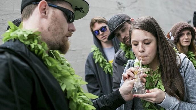 Washington D.C estudia permitir Clubes de Cannabis