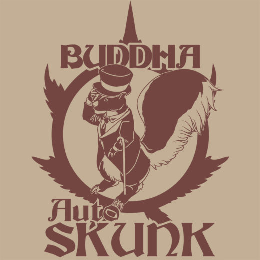 Buddha Auto Skunk de Buddha Seeds