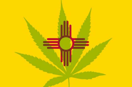 Nuevo Mexico estudia legalizar la marihuana